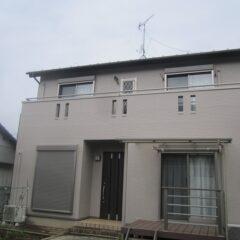 「川越市T様邸 外壁塗装:ハイパーユメロック、屋根塗装:ガイナ」サムネイル